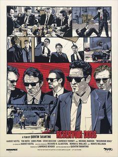 Reservoir Dogs (1992) [768 x 1024]