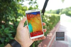 iGyaan.in | Samsung Galaxy Note 3 N9000 Review, Detailed specs, Video, Price India