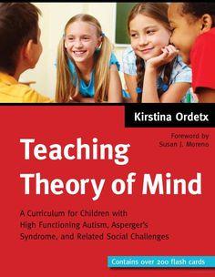 Teaching Theory of Mind