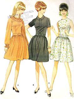 1960s Misses' Dress