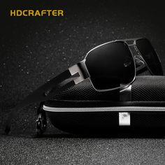 0e56ad90a1f 2017 Hot Sale Polarized Men Sunglasses Classics Mens Driving Rectangle Sun  Glasses Brand UV400 Travel Male Coating Sunglasses-in Sunglasses from Men s  ...