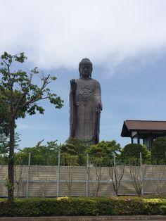 Ushiku Daibutsu in Japan.