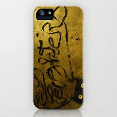 """Foo Fighters - """"Wasting Light"""" by Cap Blackard iPhone Case by Consequence of Sound - $35.00"""