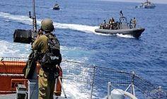زوارق الاحتلال تطلق النار وتلاحق مراكب الصيادين في عرض البحر شمال غرب غزة: زوارق الاحتلال تطلق النار وتلاحق مراكب الصيادين في عرض البحر…