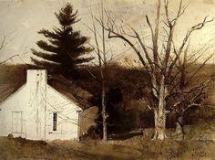 Wyeth:My Studio | by nkimadams