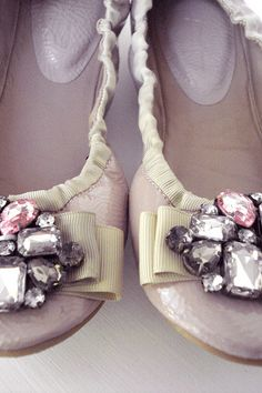 : Party Shoes by such pretty things on. Mauve, Lilac, Cinderella Slipper, Soft Summer, Red Hats, Pretty Shoes, Pretty Pastel, Shades Of Purple, Shoe Collection