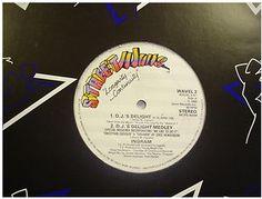 At £11.89  http://www.ebay.co.uk/itm/Ingram-D-J-s-Delight-Street-Wave-Records-12-Single-WAVEL-3-/251151468651