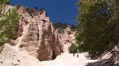 Le Lame Rosse, un angolo di Colorado nel cuore dei Sibillini