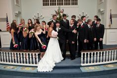 funny wedding group picture #wedding #photography
