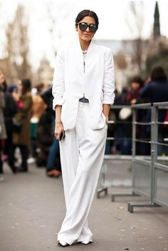 white suit outfit