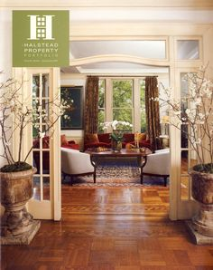 Released - Spring/Summer 2009 Portfolio Magazine - New York Edition.  Gorgeous Upper West Side Co-op right off of Central Park.  FUN FACT: After being on the market for years, our own Mark Friedman took over this property owned by a major celebrity and sold it at a record price.