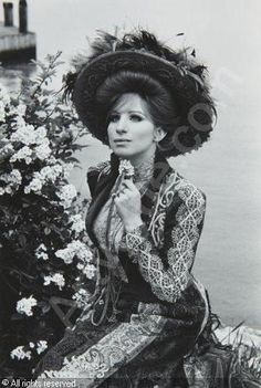 Barbra Streisand in Hello, Dolly!   One of my favorite musicals of all time. A classic.