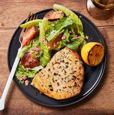 Steak Recipes, Fish Recipes, Seafood Recipes, Recipies, Cooking Recipes, Blt Salad, Fish Salad, Food To Go, Food For A Crowd
