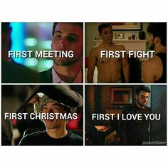 Coliver love story