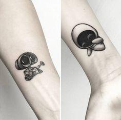 AMOR ETERNO: 10 pequeños tatuajes perfectos para ilustrar el amor entre parejas