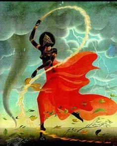Obeah woman