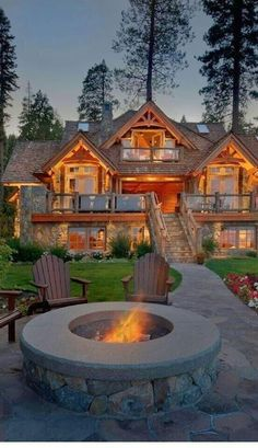 Log cabin is perfect for vacation homes by Log Cabin Homes Plans Design Ideas, second homes, or those who want to downsize into a smaller log home. Log cabin dimensions for Log Cabin Homes Plans Design Ideas of cheap and… Continue Reading → Log Cabin Homes, Log Cabins, Rustic Cabins, Rustic Homes, Cabins In The Woods, House Goals, My Dream Home, Dream Big, Exterior Design