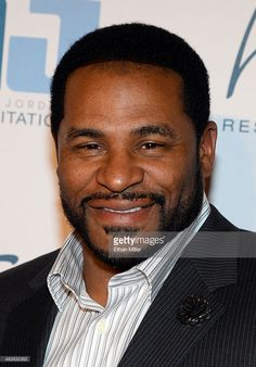 Former National Football League player Jerome Bettis arrives at the annual Michael Jordan Celebrity Invitational gala at the ARIA Resort & Casino at CityCenter on April 2014 in Las Vegas, Nevada. Jerome Bettis, National Football League, Michael Jordan, Nevada, Las Vegas, Eye Candy, Celebrity, National Soccer League, Last Vegas