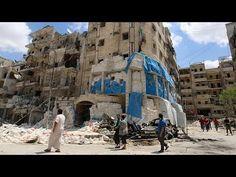 Siria: Bombardeo sobre un hospital de Alepo deja decenas de muertos | Radio Panamericana