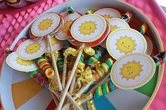 sunshine party favors
