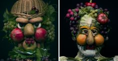 My name is Anna Tokarska and I'm a Polish artist & photographer creating realistic looking portraits composed mostly of fruits and vegetables. The inspiration behind the work, are the paintings of XVI Italian mannerist Giuseppe Arcimboldo, who...