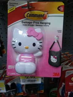 Hello Kitty Hanging Hook