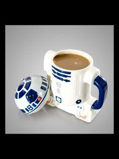 Coffee #starwars #r2d2