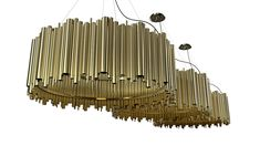 BRUBECK | SUSPENSION HANGING PENDANT | DELIGHTFULL - UNIQUE LAMPS