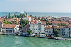 Venedig, Kreuzfahrt, Mittelmeer, Architektur, Italien