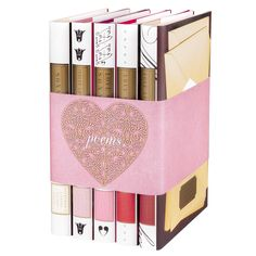 Love Poems Set on AHAlife Ok this one is low on the want list but hey once I'm rich why not