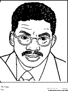 herbie hancock coloring pages black history month
