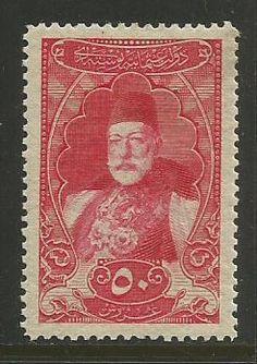 TURKEY # 437 MVLH (1916-18) C.V. $5.00 - bidStart (item 42214199 in Stamps, Europe, Turkey)