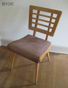 BEFORE & AFTER: THREE CHAIR MAKEOVERS