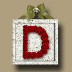 the letter 'd'