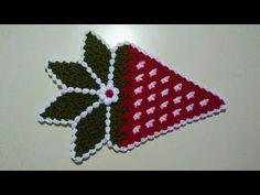 Çilek Lif Modeli ( Kendi Tasarımım ) - YouTube