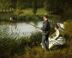 OnlineGalleries.com - The Fishing Party