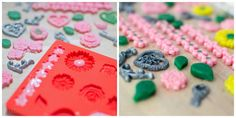 DIY Embellishments with Mod Melts and Molds