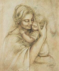 ΣΚΕΨΕΙΣ-ΛΕΞΕΙΣ-ΠΟΙΗΜΑΤΑ: Μάνα,μητέρα,μαμά!!!