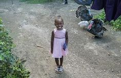 Tasha Guilloteau in Jacmel