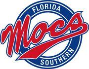 Moccasins, Florida Southern College (Lakeland, Florida) Div II, Sunshine State Conference #Moccasins #Lakeland #NCAA (L7587)