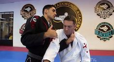 How to choke your opponent when they start escaping side mount   Adam Kayoom