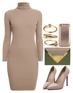 """""""Preadored 9"""" by emilypondng ❤ liked on Polyvore featuring Rumour London, Dareen Hakim, WithChic, Ted Baker and PreAdored"""