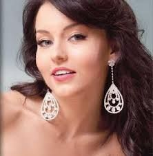 mexican actress - Google Search Mexican Actress, Diamond Earrings, Drop Earrings, Actresses, Google Search, Jewelry, Fashion, Diamond Studs, Female Actresses
