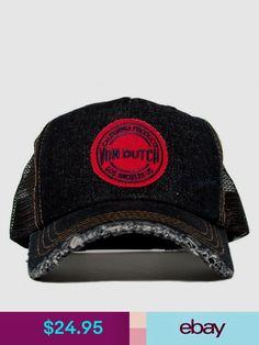 c2782b36212 Von Dutch Athletic Hats   Visors Clothing