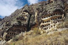 Ventanillas de Otuzco, Cajamarca, Peru