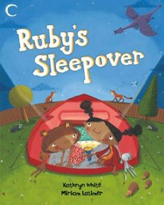 Ruby and Mai are camping out in the garden. As the night draws in, all sorts of scary characters head towards their tent. Luckily, Ruby has ...