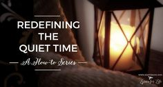 Quiet Time with God: A How-To Series {Part Two: Prayer Resources} - Sheri Dacon