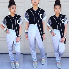 It's a dope outfit.