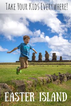 Easter Island with Kids - This was one of our best trips ever! It was perfect for a young kid interested in history, cultures and island life.