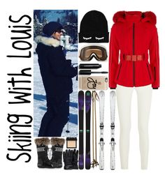"""Skiing with Louis"" by tthaiis ❤ liked on Polyvore featuring Perfect Moment, Casetify, Fendi, Moon Boot, H&M, YNIQ, Dot & Bo, Bobbi Brown Cosmetics and NARS Cosmetics"